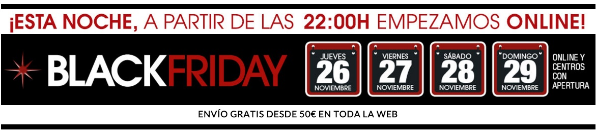 el corte ingles black friday 2015