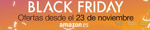 logo amazon black friday oj