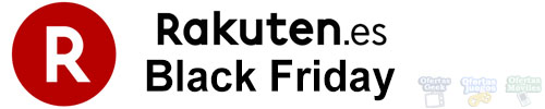 logo rakuten black friday