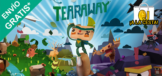 oferta-Tearaway-PS-Vita