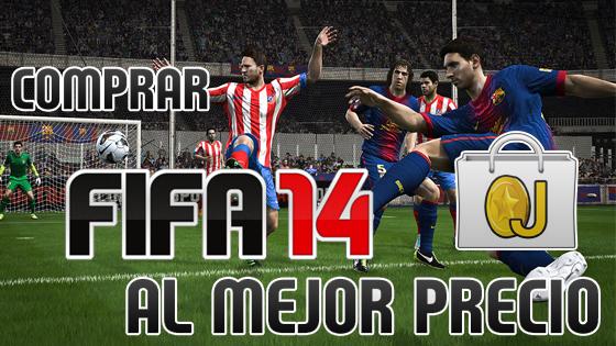 FIFA 14 al mejor precio (34,49€ en PS3)