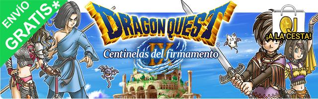 "Oferta Dragon Quest IX ""Centinelas del Firmamento"" para Nintendo DS por 8,74€"