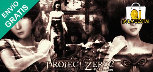 Oferta Project Zero 2 Wii Edition para Wii por 14,76€