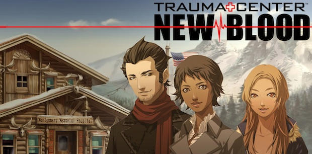 Trauma center New Blood por 3,50€
