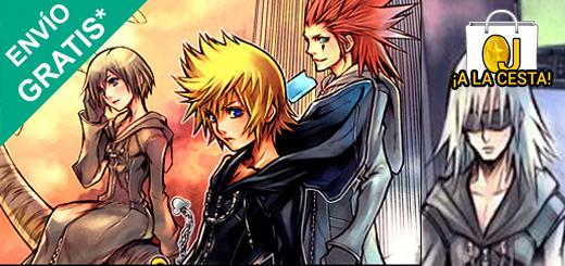 Kingdom Hearts 358/2 days por 15,77€