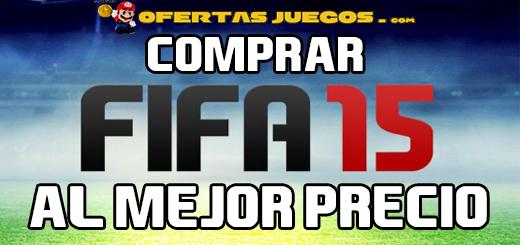 FIFA 15 al mejor precio ¡Baja oficialmente! PS3 y Xbox 360 a 34,90€, Xbox One y PS4 a 44,90€