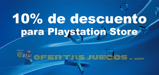 descuento playstation store