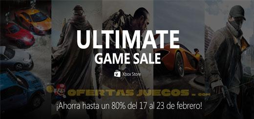 Ultimate Game Sales en Xbox Live
