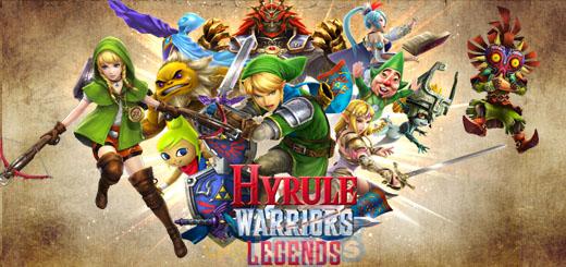 Hyrule Warriors Legends ¡Edición especial por solo 35,99€!
