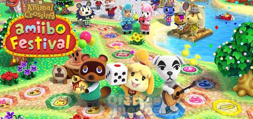 Animal Crossing Amiibo Festival ¡Baja a 23,99€!