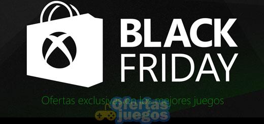 Black Friday en el Marketplace de Xbox