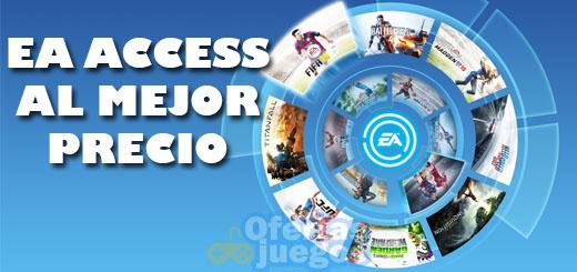 oferta suscripcion EA Access barata mejor precio
