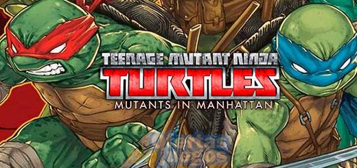 Tortugas Ninja Mutantes en Manhattan ¡Baja a 18,95€ en PS4!