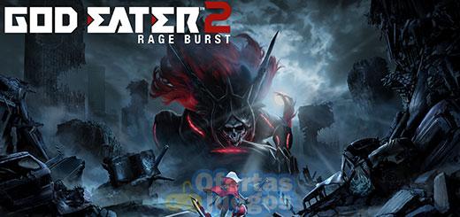 God Eater 2 Rage Burst ¡Baja en reserva!