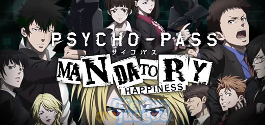 Psycho Pass Mandatory Happiness ¡Limitada por solo 62,96€!