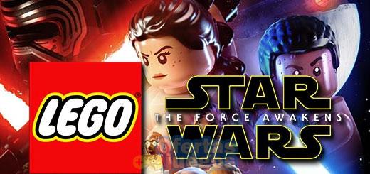 LEGO Star Wars El Despertar De La Fuerza ¡Ya a la venta!