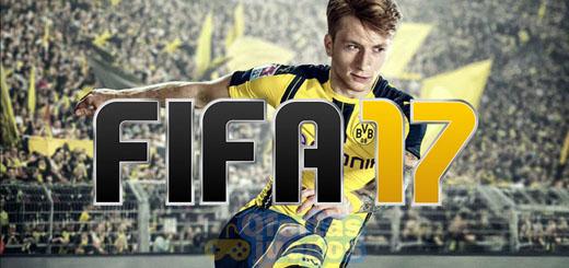 FIFA 17 ¡Baja a 31,49€!