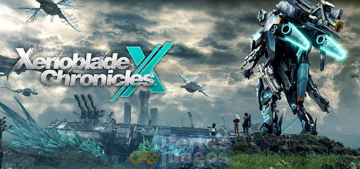 Xenoblade Chronicles X ¡Stock limitada por solo 54,90€!