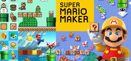 Super Mario Maker ¡Baja a 23,90€!