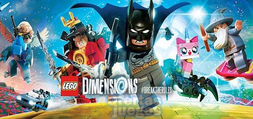 Lego Dimensions ¡Baja a 59,42€ en PS4!
