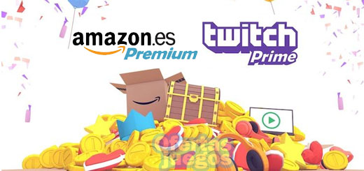 amazon premium incluye twitch prime