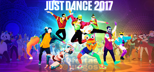 Just Dance 2017 ¡Baja a 19,90€ en PS4!