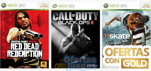 Rebajas en juegos retrocompatibles en Xbox One