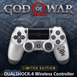 Mandos para PS4 ¡Mando God of War ya disponible!