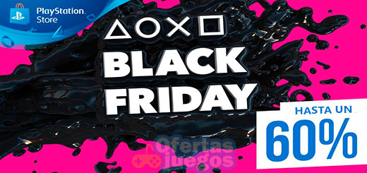 Black Friday en PS Store ¡Ya disponible para miembros PS Plus! ¡Listado!
