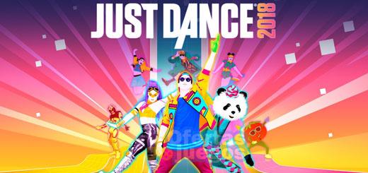 Just Dance 2018 ¡Mejores precios! Baja a 34,90€!