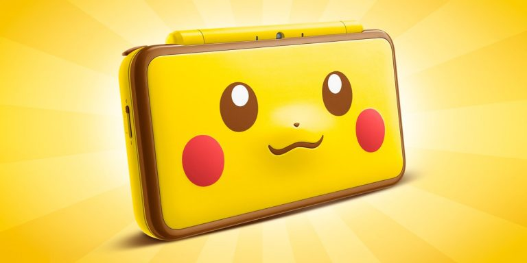 Nintendo 2DS ¡New 2DS XL Pikachu Edition baja a solo 109€!