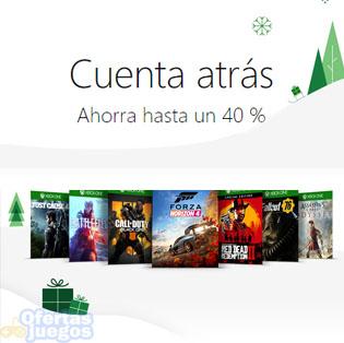 """Ofertas """"Cuenta atrás a 2019"""" en Xbox Live ¡Hasta un 40% de descuento!"""