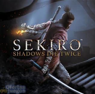 Sekiro Shadows Die Twice ¡Mejores precios!