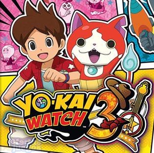 Yo-Kai Watch 3 ¡Mejores precios!