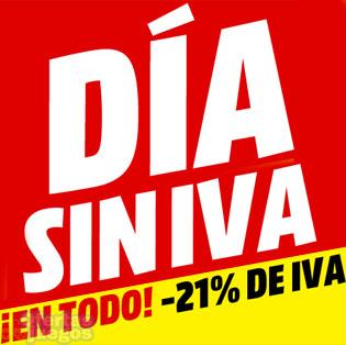 Día Sin Iva Octubre 2018 En Media Markt Toda La Información