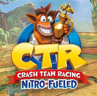Crash Team Racing Nitro Fueled ¡Mejores precios!