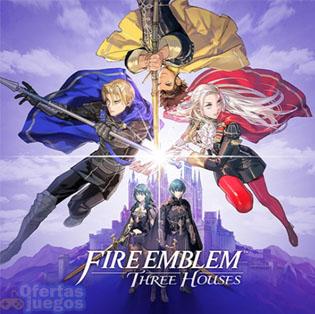 Fire Emblem Three Houses ¡Mejores precios de lanzamiento!