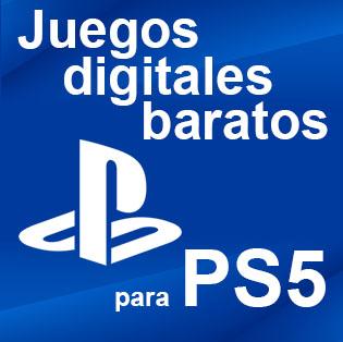 Saldo PSN para PS5 ¡Compra juegos digitales a mejor precio!