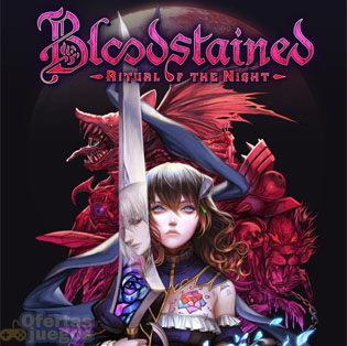 Bloodstained Ritual of the Night ¡Mejores precios!