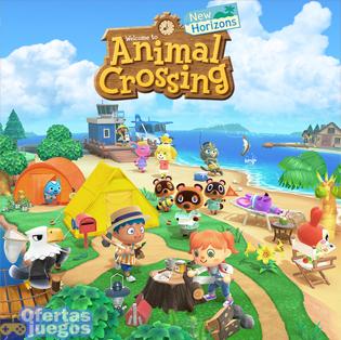 Animal Crossing New Horizons ¡Mejores precios! ¡Guía también disponible!