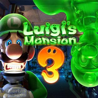 Luigi's Mansion 3 ¡Mejores precios!