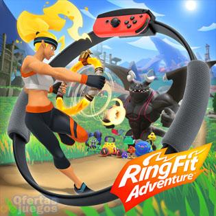 Ring Fit Adventure ¡Mejores precios!