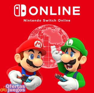 Nintendo Switch Online ¡Mejores precios para suscribirte!
