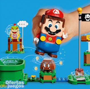 Lego Super Mario YA DISPONIBLE ¡Toda la información y expansiones!