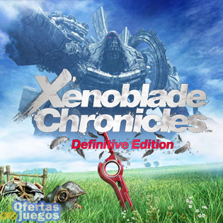 Xenoblade Chronicles Definitive ¡Ya en reserva!