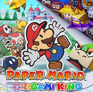 Paper Mario The Origami King ¡Mejores precios!