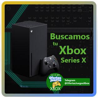 ¡Compra tu Xbox Series X y Series S! Te notificamos cuando sale stock