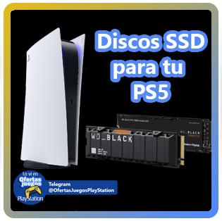 Discos duros SSD para PS5 ¡Toda la información!