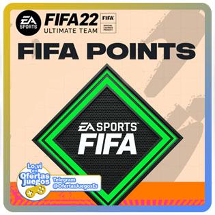 Monedas FIFA ¡Mejores precios para pillar FIFA Points de FIFA 22!